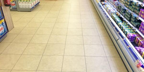 dalles de sol industrie retail